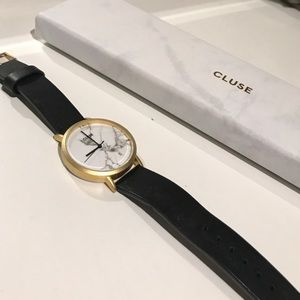 Cluse Marble face watch
